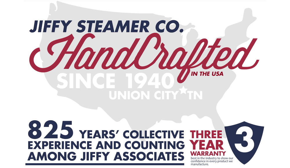 Jiffy Steamer Co. - HandCrafted since 1940